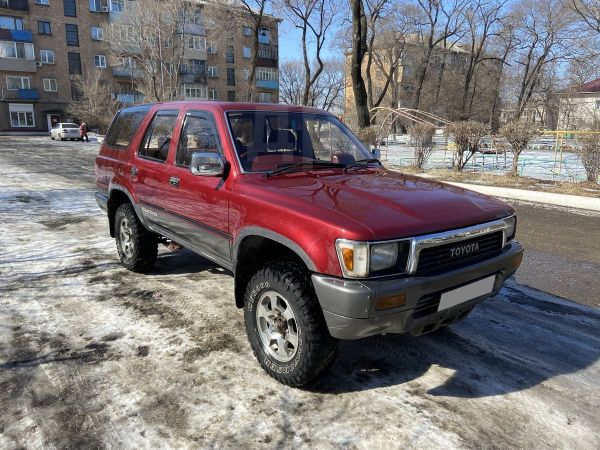 Toyota Hilux Surf, 1991 год, 385 000 руб.