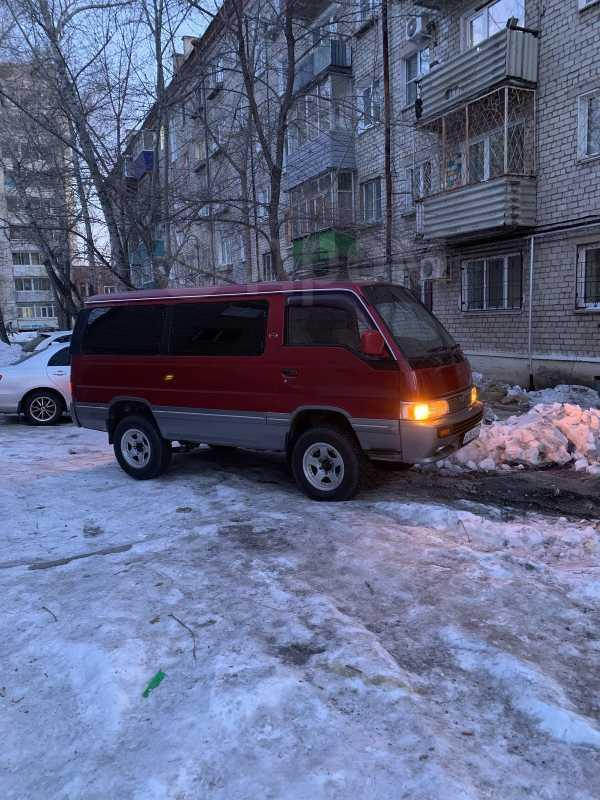 Nissan Caravan, 1997 год, 370 000 руб.
