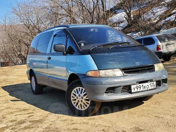 Toyota Estima Lucida, 1992 год, 159 000 руб.