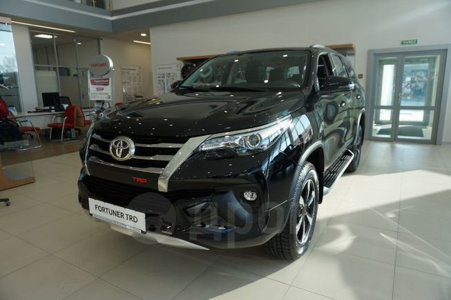 Toyota Fortuner, 2019 год, 3 136 776 руб.