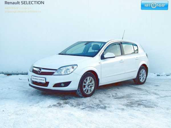 Opel Astra, 2012 год, 386 000 руб.