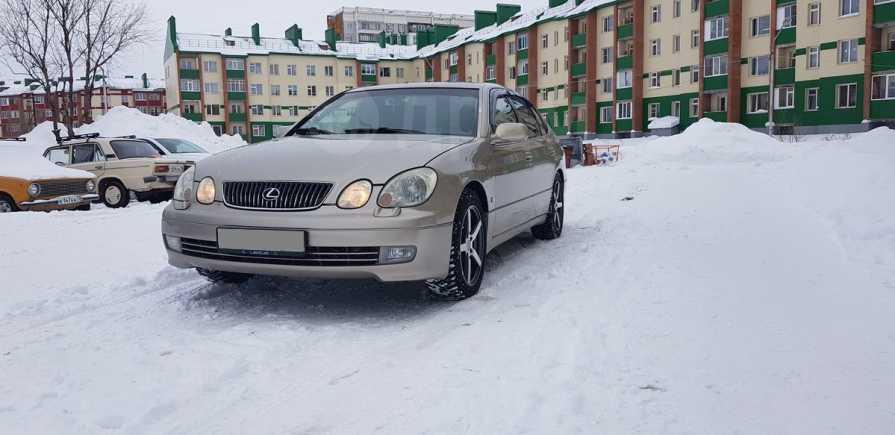 Lexus GS300, 1998 год, 595 000 руб.