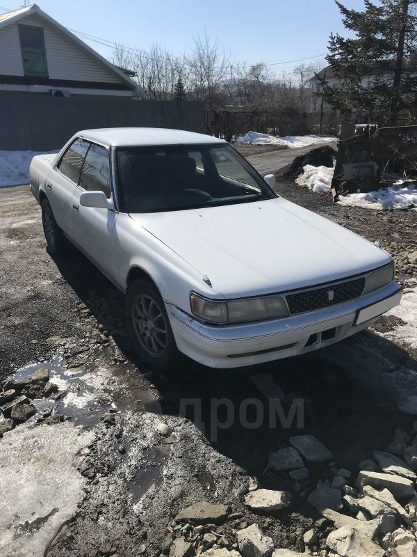 Toyota Chaser, 1991 год, 110 000 руб.