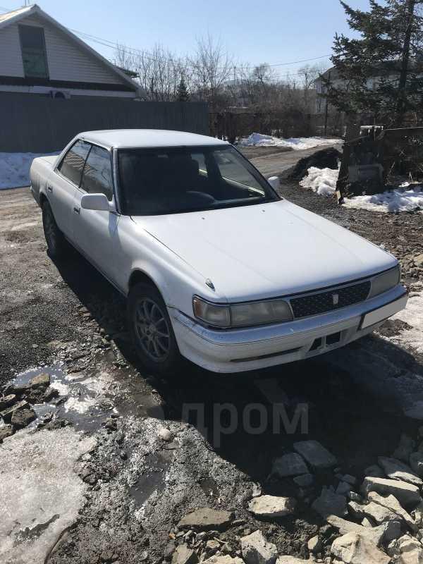 Toyota Chaser, 1991 год, 140 000 руб.