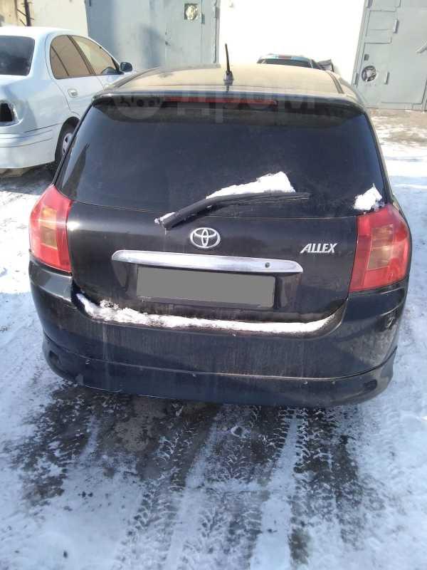 Toyota Allex, 2001 год, 68 000 руб.