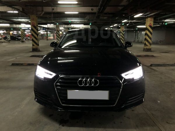 Audi A4, 2019 год, 1 650 000 руб.