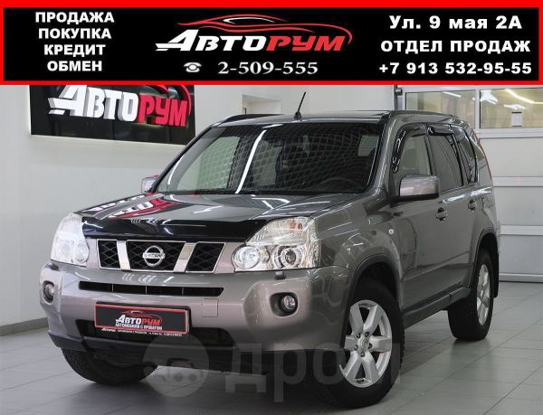 Nissan X-Trail, 2008 год, 697 000 руб.