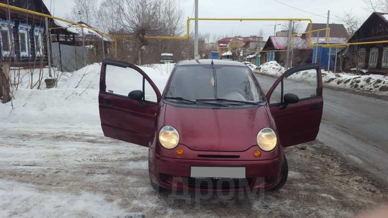 Daewoo Matiz, 2011 год, 99 000 руб.