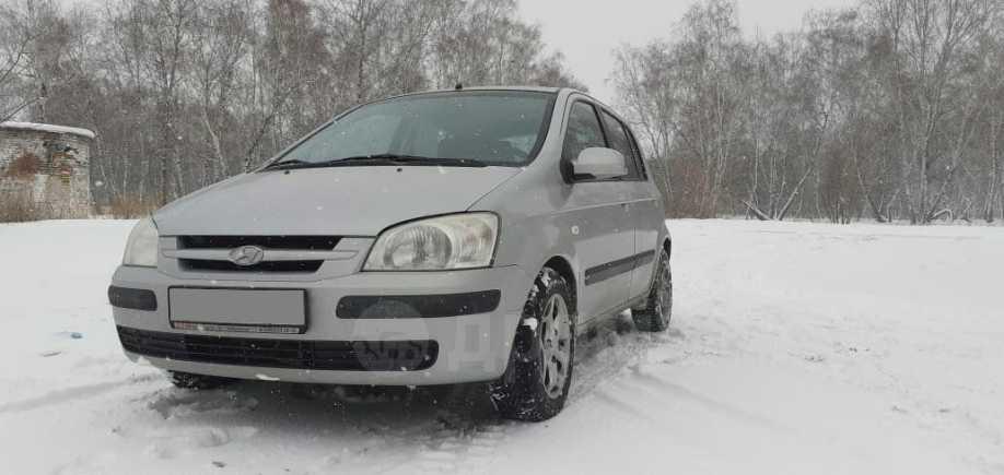 Hyundai Getz, 2004 год, 239 000 руб.