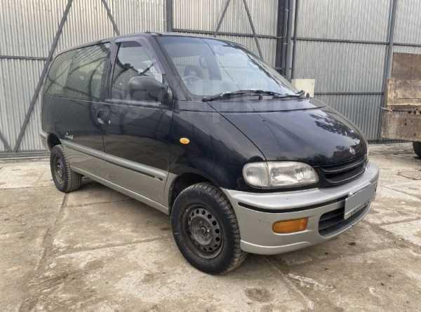 Nissan Vanette Serena, 1997 год, 135 000 руб.
