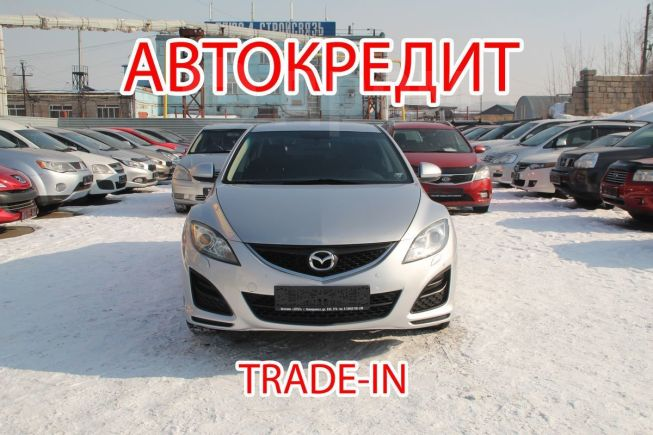 Mazda Mazda6, 2011 год, 565 000 руб.