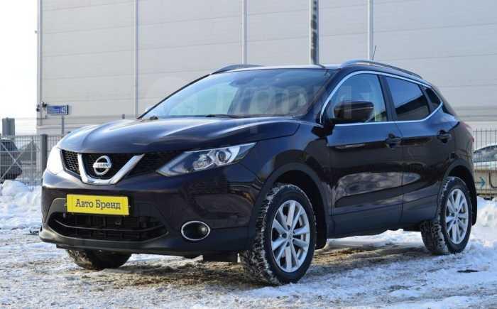 Nissan Qashqai, 2014 год, 975 000 руб.