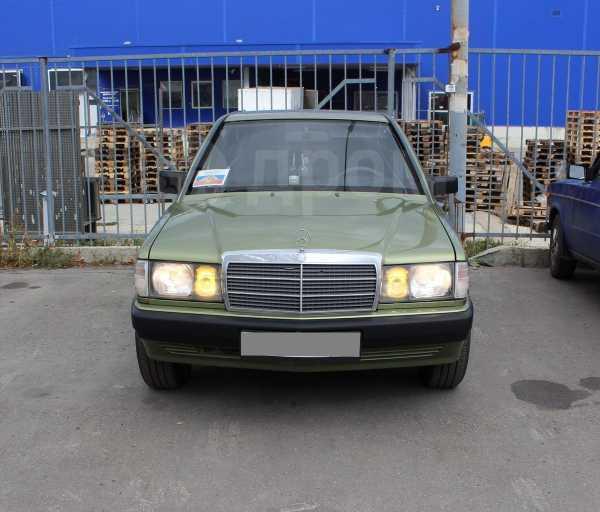 Mercedes-Benz 190, 1989 год, 105 000 руб.