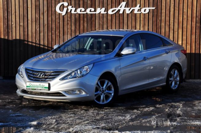 Hyundai Sonata, 2011 год, 659 000 руб.