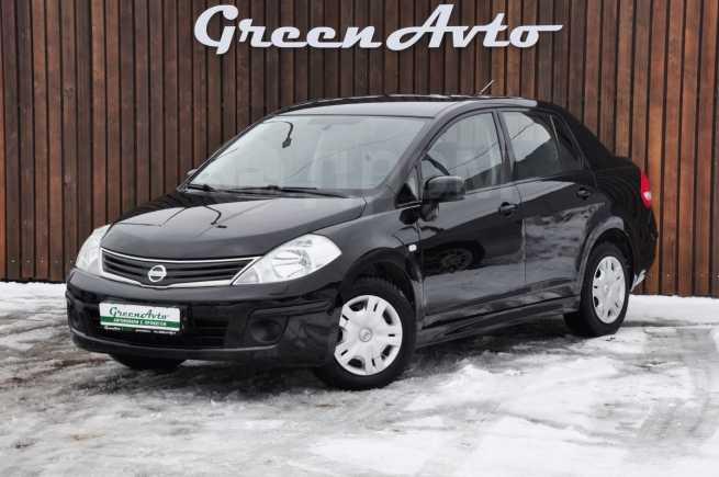 Nissan Tiida, 2010 год, 375 000 руб.