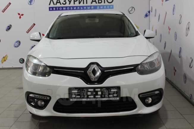 Renault Fluence, 2013 год, 429 000 руб.