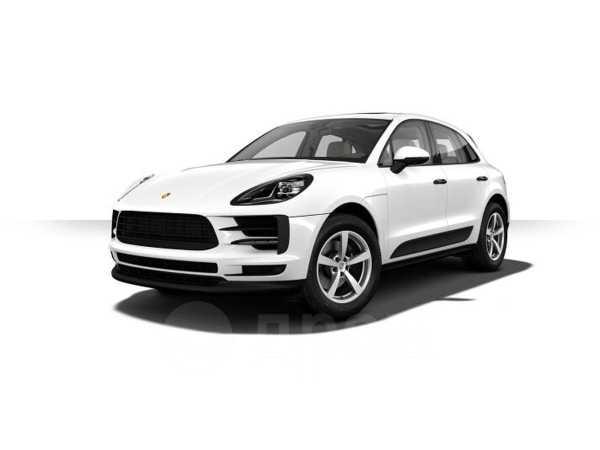 Porsche Macan, 2020 год, 4 156 092 руб.