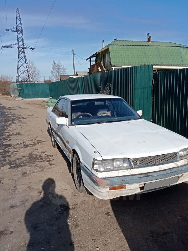 Nissan Skyline, 1988 год, 81 000 руб.