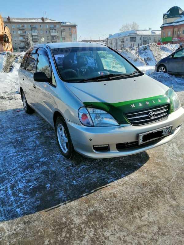 Toyota Nadia, 2000 год, 340 000 руб.