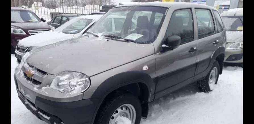 Chevrolet Niva, 2020 год, 671 000 руб.