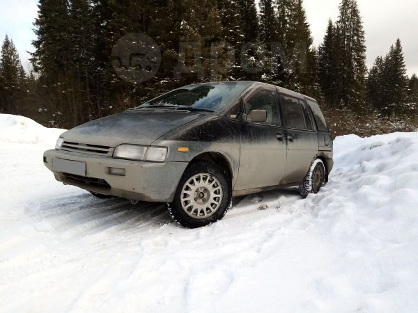 Nissan Prairie, 1992 год, 50 000 руб.