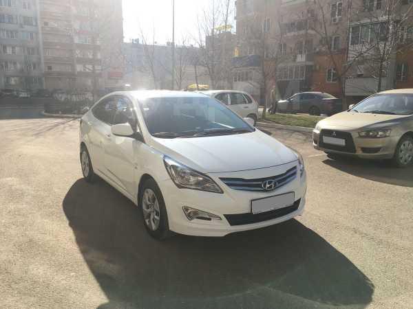 Hyundai Solaris, 2016 год, 638 000 руб.