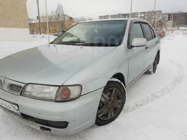 Nissan Pulsar, 1995 год, 80 000 руб.