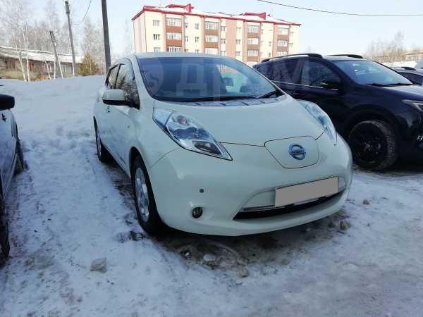 Nissan Leaf, 2011 год, 555 000 руб.