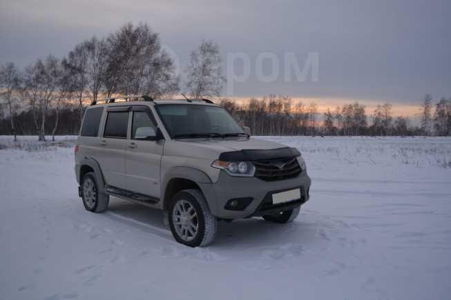 УАЗ Патриот, 2015 год, 599 999 руб.