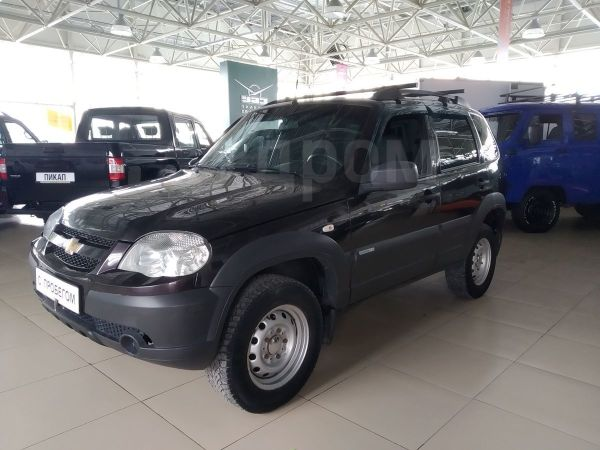 Chevrolet Niva, 2013 год, 310 000 руб.