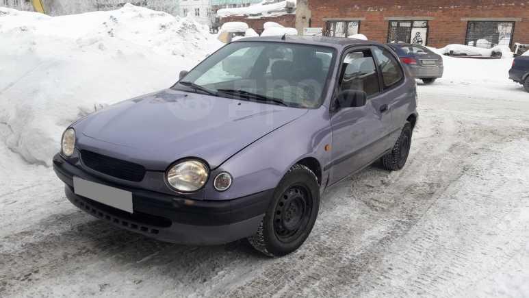 Toyota Corolla FX, 1998 год, 127 300 руб.