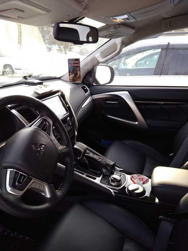 Mitsubishi Pajero Sport, 2019 год, 2 450 000 руб.