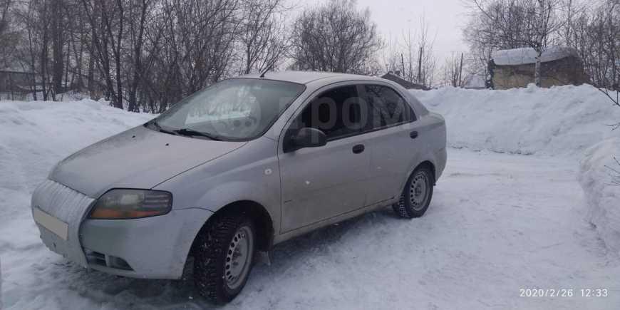Chevrolet Aveo, 2005 год, 165 000 руб.