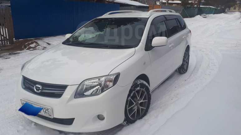 Toyota Corolla Fielder, 2011 год, 535 000 руб.