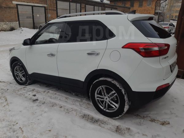 Hyundai Creta, 2018 год, 1 200 000 руб.