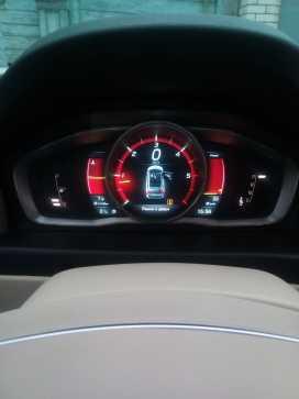 Ковров Volvo XC70 2014