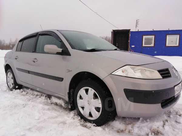 Renault Megane, 2005 год, 195 000 руб.