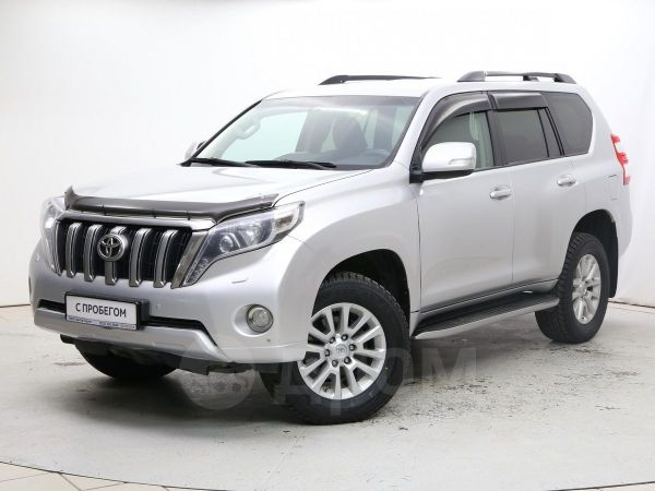 Toyota Land Cruiser Prado, 2014 год, 1 735 000 руб.