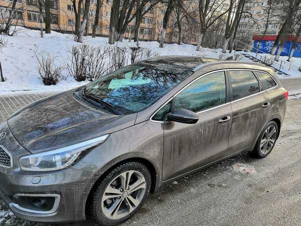 Kia Ceed, 2018 год, 1 190 000 руб.