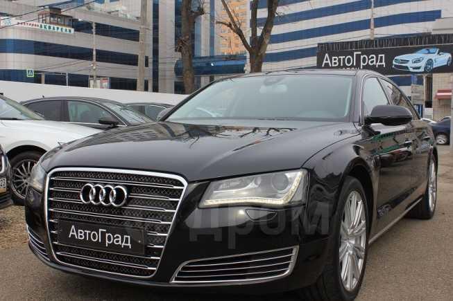 Audi A8, 2011 год, 780 000 руб.