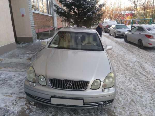 Lexus GS300, 2003 год, 430 000 руб.