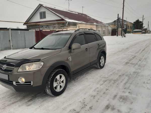 Chevrolet Captiva, 2008 год, 375 000 руб.