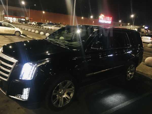 Cadillac Escalade, 2015 год, 3 230 000 руб.