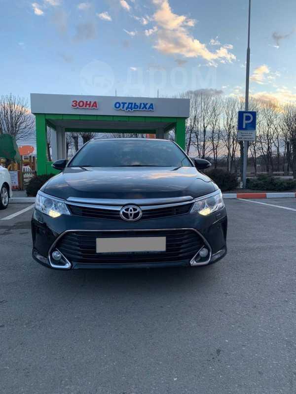 Toyota Camry, 2017 год, 1 520 000 руб.