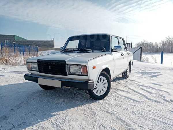 Лада 2107, 1997 год, 50 000 руб.