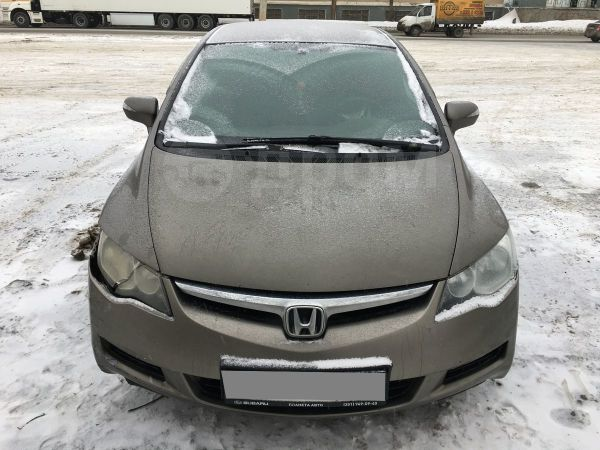 Honda Civic, 2008 год, 277 000 руб.