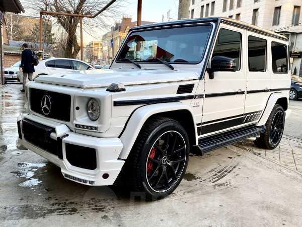 Mercedes-Benz G-Class, 2011 год, 3 200 000 руб.