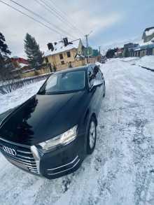 Миасс Audi Q7 2015