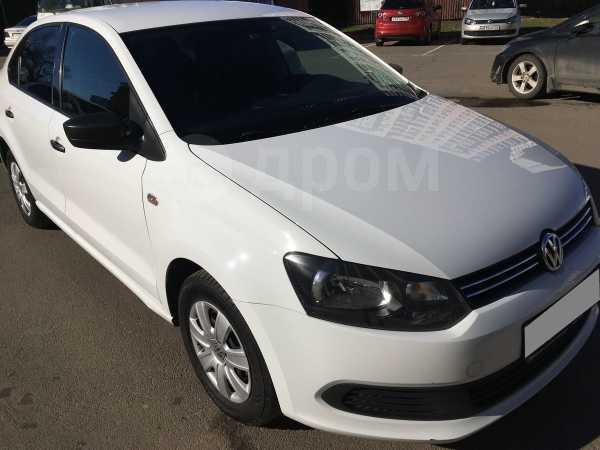 Volkswagen Polo, 2014 год, 460 000 руб.