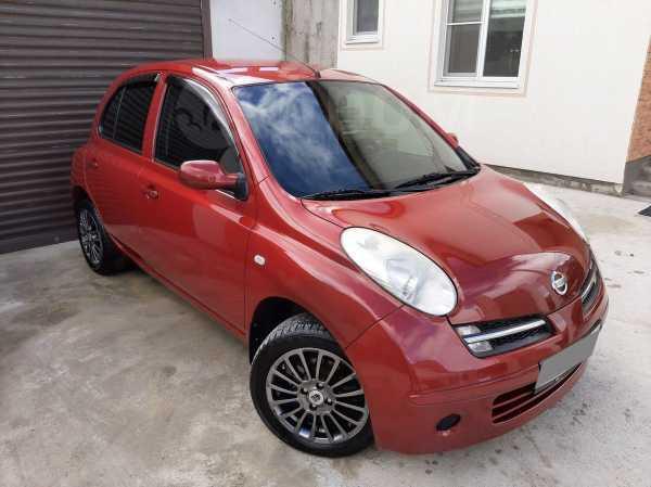 Nissan Micra, 2007 год, 277 000 руб.